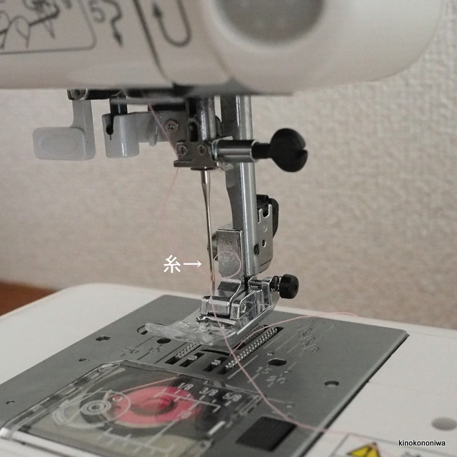 JP510・JP710自動糸通し