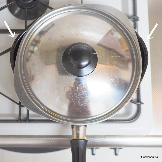 柳宗理の鉄のフライパン