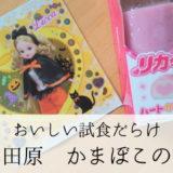 小田原のかまぼこなら「かまぼこの里」がおすすめ 試食たくさん子どもコーナーも