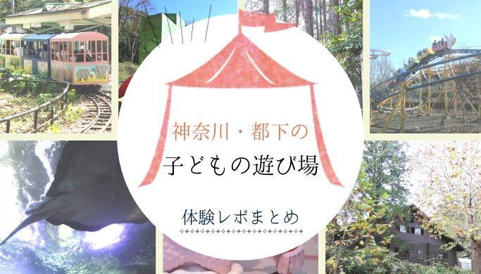 【神奈川・東京都下】子どもが楽しめる遊び場まとめ