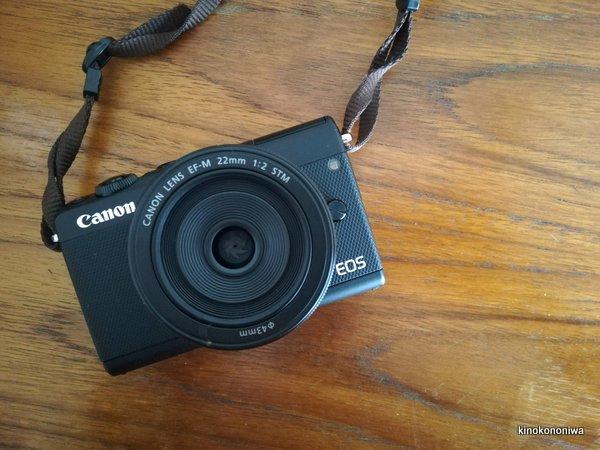 キャノンEOS M100