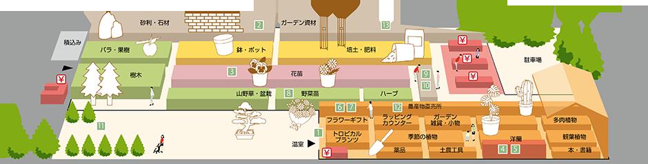 ジョイフル本田ガーデンセンター