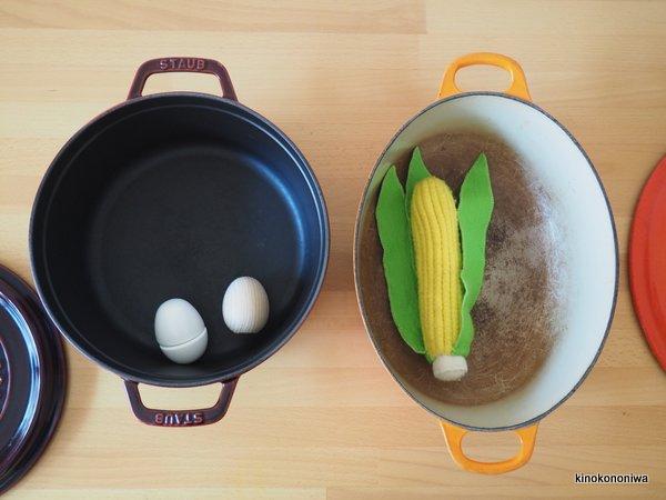 ストウブとルクルーゼ鍋の違い