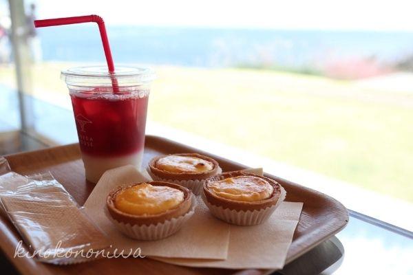 アカオハーブ&ローズガーデン カフェ