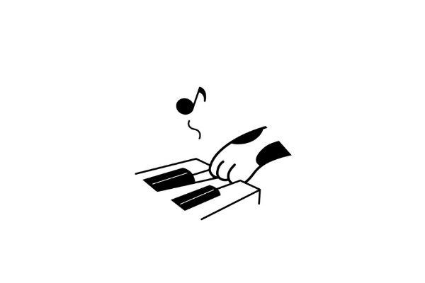 電子ピアノ4