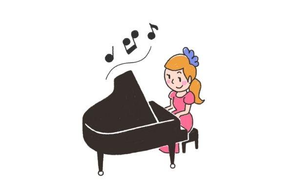 電子ピアノ5
