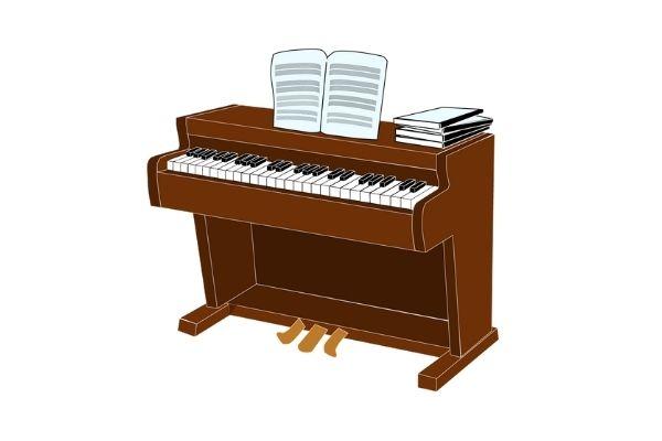 電子ピアノ3