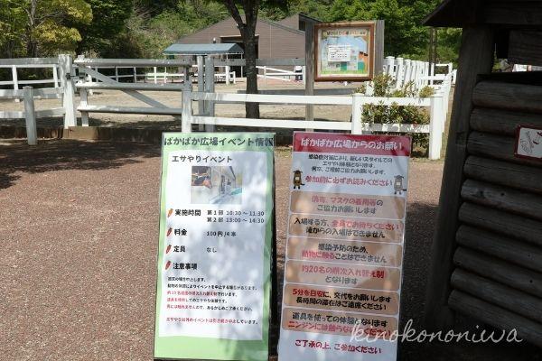 よこはま動物園ズーラシアぱかぱか広場