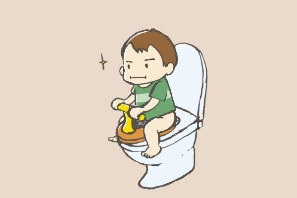 トイレトレーニング4