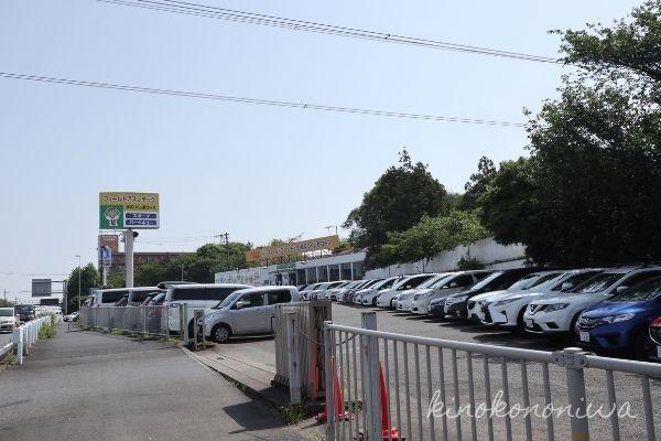 つくし野アスレチック駐車場