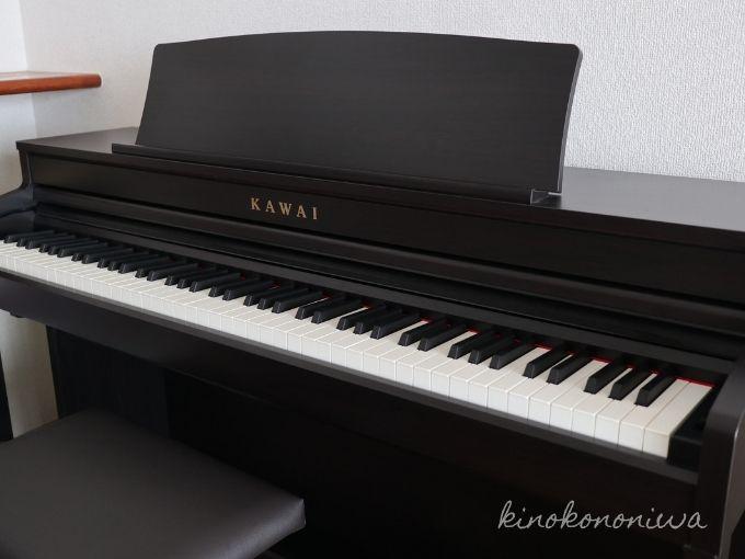 カワイCA49電子ピアノ
